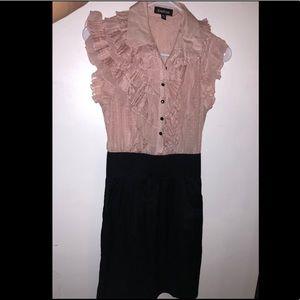Bebe Work Dress Size 2